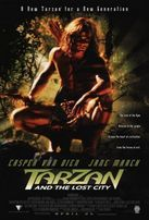 Тарзан и затерянный город / Tarzan and the Lost City смотреть онлайн
